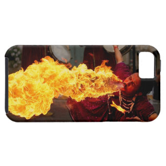 Fire Breathing iPhone 5 Covers