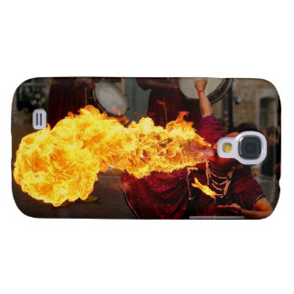 Fire Breathing Samsung Galaxy S4 Cover