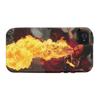Fire Breathing Case-Mate iPhone 4 Case