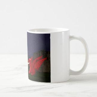 Fire-Breathing Chihuahua Coffee Mug