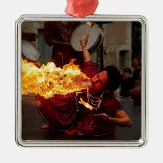 Fire Breathing Ornament
