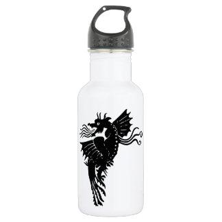 Fire Breathing Dragon 532 Ml Water Bottle