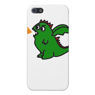 Fire breathing dragon case iPhone 5 case