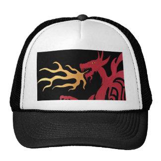 Fire Breathing Dragon Hat
