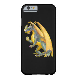 Fire Breathing Dragon iPhone 6 Case Barely There iPhone 6 Case
