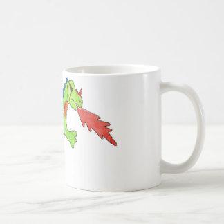 Fire Breathing Dragon Mug