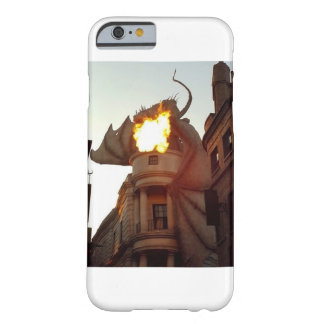 Fire-Breathing Dragon Phone Case