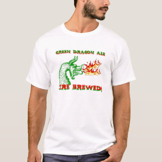FIRE-BREATHING DRAGON T-SHIRT ~ EZ TO CUSTOMIZE!