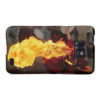 Fire Breathing Galaxy S2 Cover