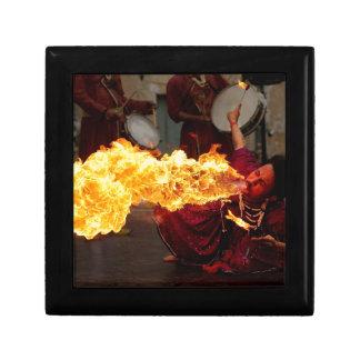 Fire Breathing Jewelry Box