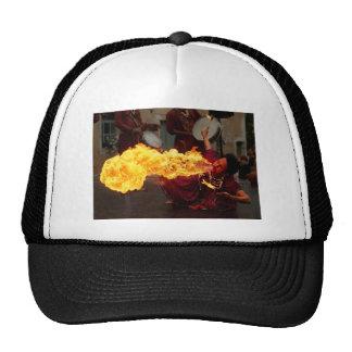 Fire Breathing Hat