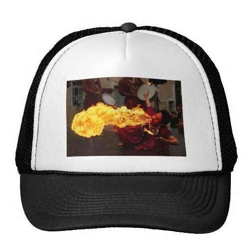 Fire Breathing Hat