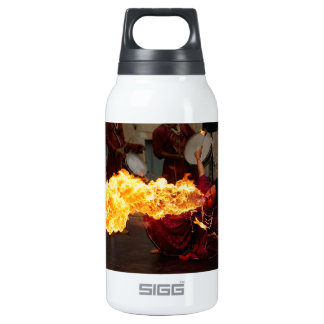 Fire Breathing Insulated Water Bottle