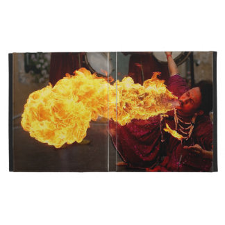 Fire Breathing iPad Folio Covers