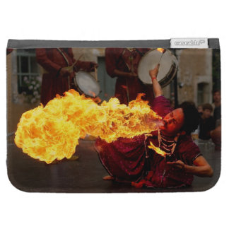 Fire Breathing Kindle Cover