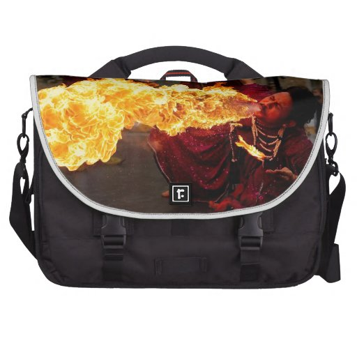 Fire Breathing Commuter Bags