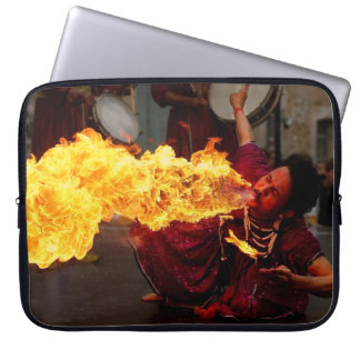 Fire Breathing Computer Sleeve