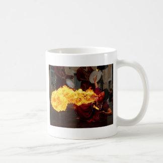 Fire Breathing Coffee Mugs
