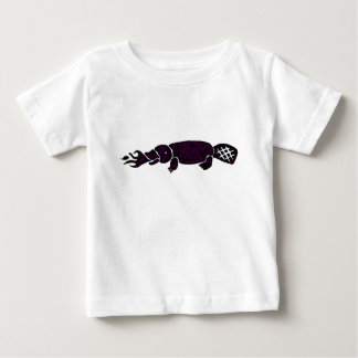 Fire Breathing Platypus Graphic Baby T-Shirt
