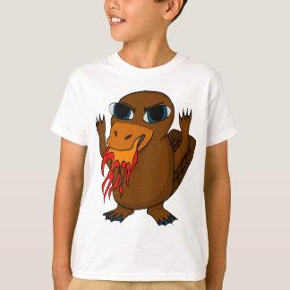 Fire Breathing Platypus T-Shirt