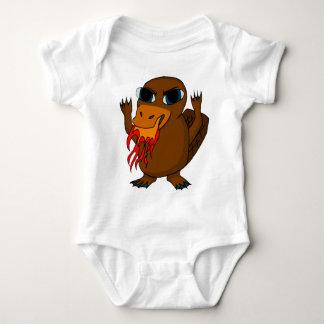 Fire Breathing Platypus T Shirts