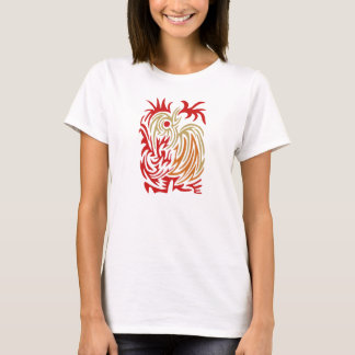 Fire-breathing Rooster T-Shirt