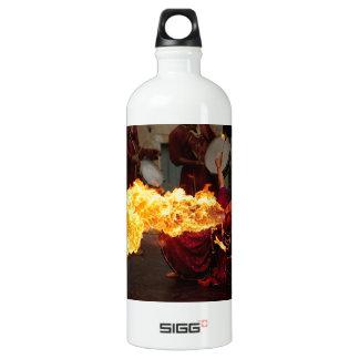Fire Breathing SIGG Traveller 1.0L Water Bottle