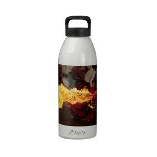 Fire Breathing Water Bottles