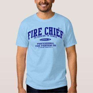 Fire Chief Tee Shirt