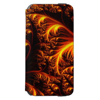 Fire Curl Case Incipio Watson™ iPhone 6 Wallet Case
