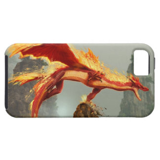 Fire Dragon iPhone 5 Cover