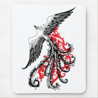 fire fenix mouse pad