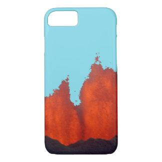 Fire Fountain iPhone 7 Case