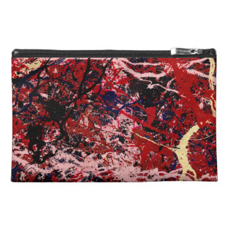 FIRE IN THE SKY (an abstract art design) ~ Travel Accessories Bags