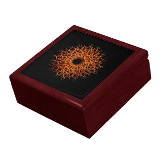 Fire Jewelry Box