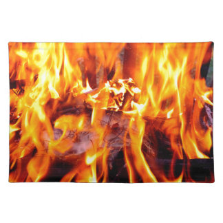 FIRE of the PASSION Placemat