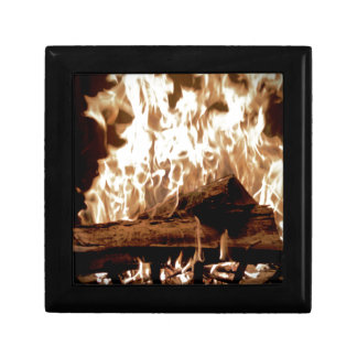 Fire Place Gift Box