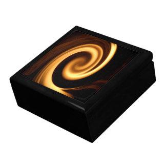 Fire Swirl Gift Box