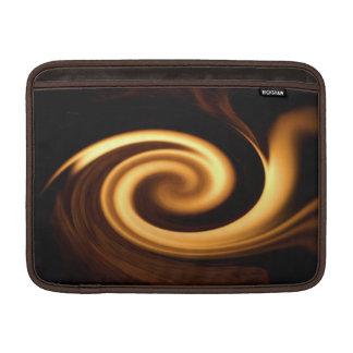 Fire Swirl MacBook Air Sleeve