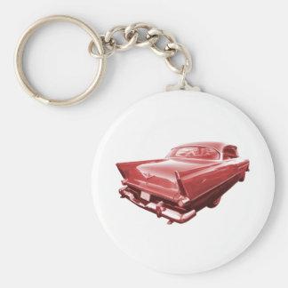 Fireball fury 1956 Plymouth tail fins Key Ring