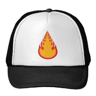 Fireball Graphics: Fire Ball: Flames Hat