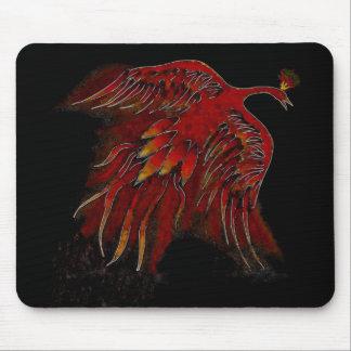 Firebird Mouse Pad