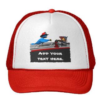 Firefighter Cap