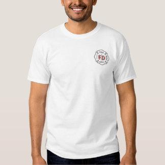Firefighter EMT Henley T-shirt
