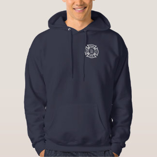 Firefighter Fire Chief Hoodie