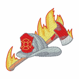 Firefighter Logo Polo Shirts