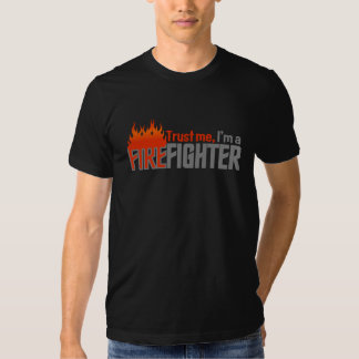 Firefighter shirt - choose style & color