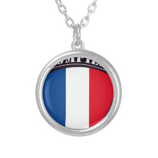 fireman France Silver Plated Necklace