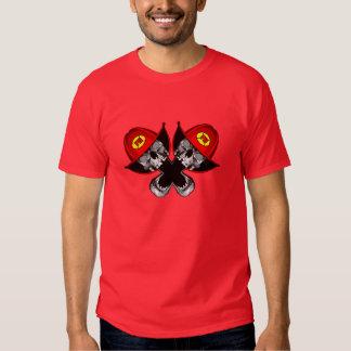 Fireman Skulls T-shirt