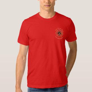 Fireman's Cross Customizable Shirts